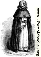 1029.—Dominican, or Black Friar