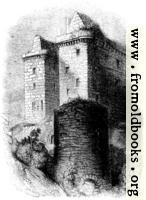 1273.—Present State of Borthwick Castle.