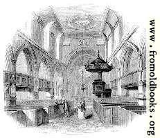2175.—Chancel of St. Giles, Cripplegate.