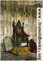 The Coronation Chair