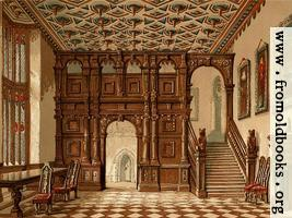 Methley Hall, Wallpaper Version