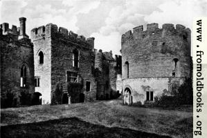 Ludlow Castle: Inner Ward and Round Chapel