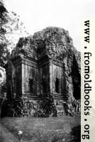 Ruined Temple of Prambanam