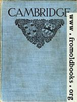 Front Cover, Cambridge