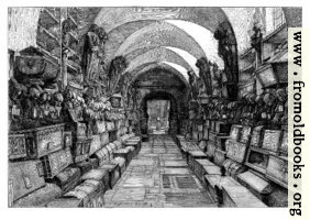 The Catacombs at Palermo