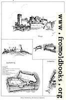 Castles 8: Khaya, Starhemberg, Grundriss von Lichtenfels
