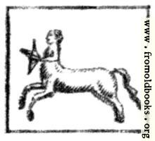 Sagittarius (the Archer, or Centaur)