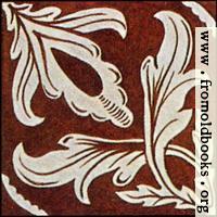 Dutch Delft ceramic tile 32