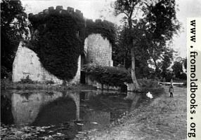 Whittington Castle, Shropshire.