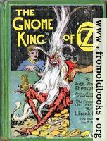 Front Cover, The Gnome King of Oz