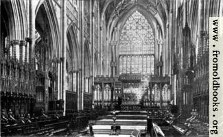 The Cathedral of York