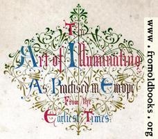 Half Title: The Art of Illumnating