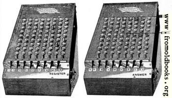 A Calculating Machine