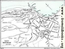 Plan of Minehead [1910]