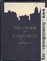 Front Cover, The Charm of Oxford