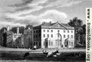 Methley Hall, Yorkshire