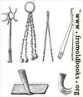 Mediaeval Torture Instruments