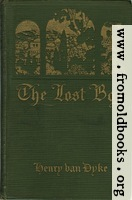 Front Cover, The Lost Boy