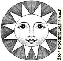 Plate XLIII.—Astronomy.—Detail– Smiling Sun.