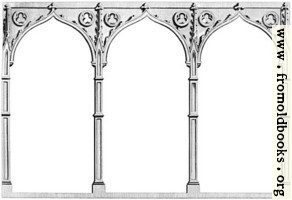 Three Gothic Arches