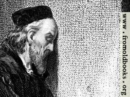 Sir Thomas More Reflects [detail]