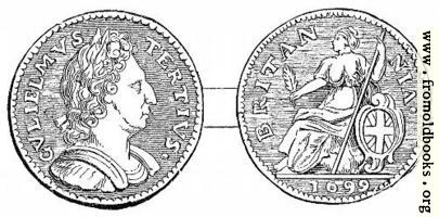 Halfpenny, William III