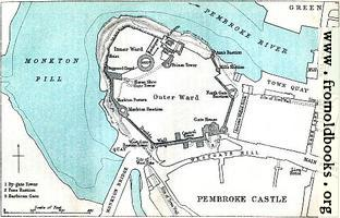 Pembroke Castle (Plan)