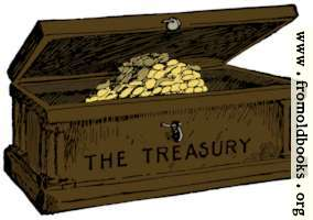 Money Chest: The Treasurey (Coloured version)