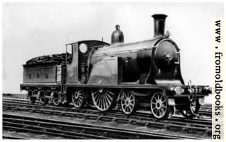 9.—7ft Single Express Locomotive, No. 123