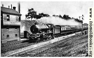 "33. ""Cornish Riviera Express"" – Great Western Railway"