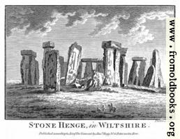 49.—Stone Henge, in Wiltshire.