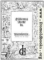 Title page, Sayings of Alved
