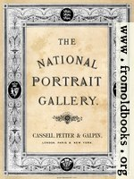 Title page from National Portrait Gallery