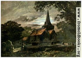 Stoke Pogis Churchyard