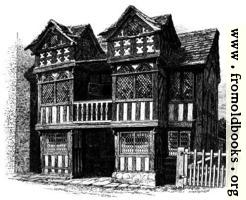 Prestbury Old Hall