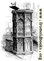 Wycliffe's Pulpit at Lutterworth
