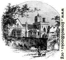 Hinchinbrook House, Huntingdon