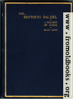 Front Cover, The Brothers Dalziel