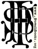 53.29.—IHS Monogram
