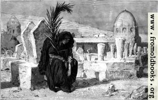 Widow Mourning