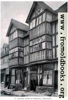 Jacobean Houses in Frankwell, Shrewsbury