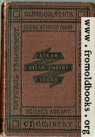 Front Cover of Evers' 'Steam and the Steam Engine'