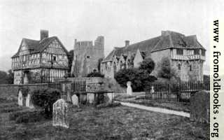 21. Stokesay Castle (General View)