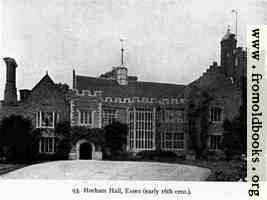 93. Horham Hall
