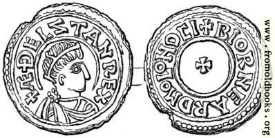 Coin of Æthelstan
