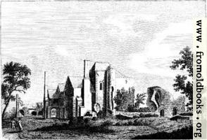 Leibourn Castle, Kent, Plate 1