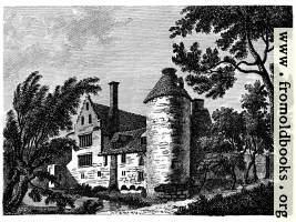Ostenhanger House, Kent, Plate I