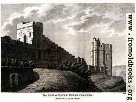 The New or Water Tower, Chester