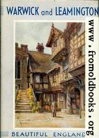 "Front cover of ""Warwick and Leamington"""