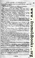 Leland's Itinerary, Volume 1 Page 21